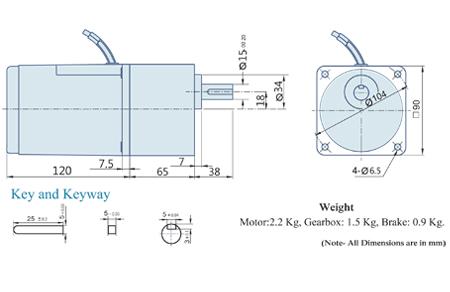 Induction Motor 40 Watt, Induction Motors, Manufacturer ... on