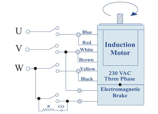 Electromagnetic Brake Motor 180 Watt  Manufacturer  Pune  India